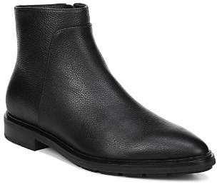 Via Spiga Women's Evanna Leather Booties