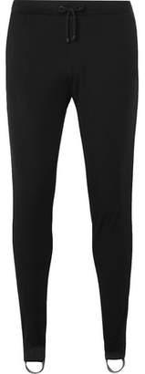Iffley Road Royston Fleece-back Jersey Sweatpants - Black