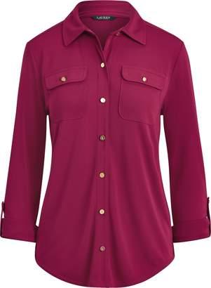 Ralph Lauren Roll-Tab Sleeve Shirt
