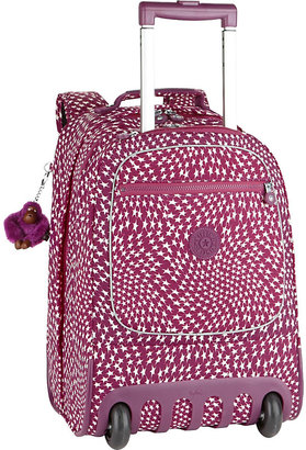 Kipling Clas Soobin back to school two-wheel nylon backpack $189 thestylecure.com