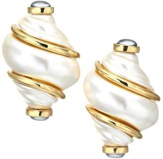 Kenneth Jay Lane S Clip On Earrings
