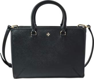 Tory Burch Robinson Small Zip Tote $460 thestylecure.com