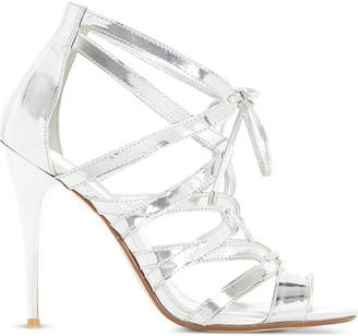 Dune Mila ghillie lace up sandal