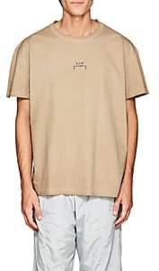 A-Cold-Wall* Men's Logo-Print Cotton T-Shirt - Beige, Tan
