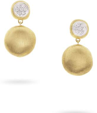 Marco Bicego Jaipur Diamond Drop Earrings