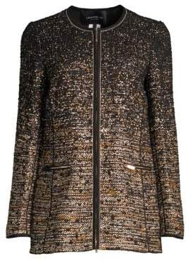 Lafayette 148 New York Karina Tweed Jacket