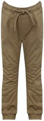 M&Co Cuffed cargo trousers