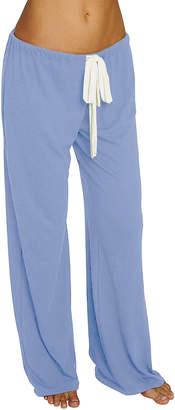 Eberjey Wide-Leg Lounge Pants
