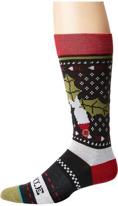 Stance Missle Toe 2 Men's Crew Cut Socks Shoes