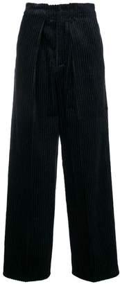 Golden Goose corduroy wide leg trousers