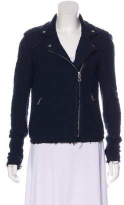 Rebecca Taylor Casual Knit Jacket