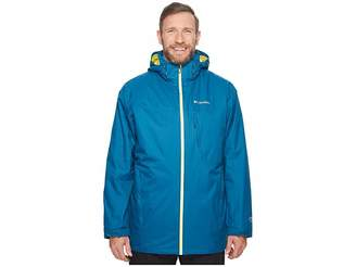 Columbia Whirlibirdtm Interchange Jacket - Tall Men's Coat