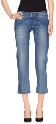 Liu Jo Denim pants - Item 42441291SX