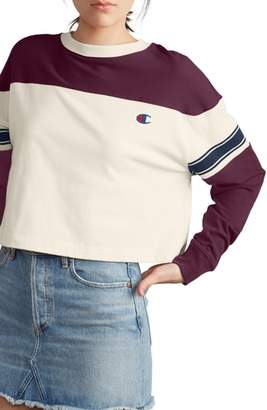 Champion Colorblock Tee
