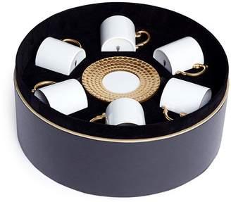 L'OBJET Aegean espresso cup set - Gold