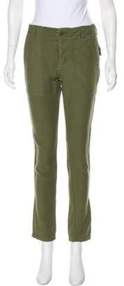 Nlst Mid-Rise Skinny Pants