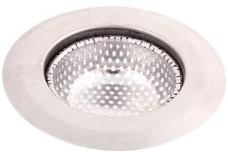 Unique Bargains Kitchen Basin Filter Mesh Sink Strainer Floor Drain 9cm Outer Dia