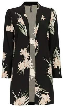 Wallis Petite Lily Print Jacket