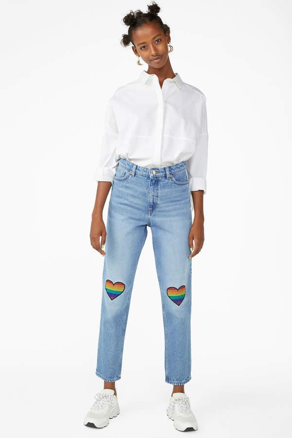 Taiki rainbow jeans