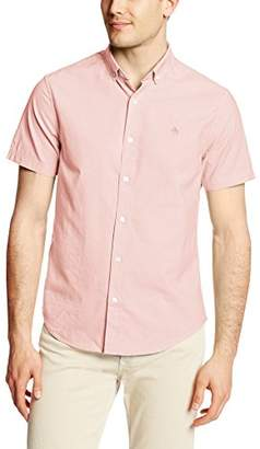 Original Penguin Men's Short Sleeve Oxford Shirt