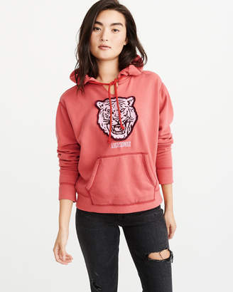 Abercrombie & Fitch Relaxed Hoodie