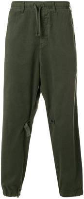 Stone Island Shadow Project relaxed trousers