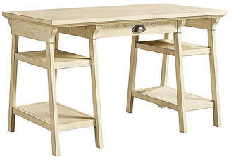 Stone & Leigh Driftwood Park Desk - Whitewash