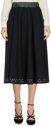 Diesel 3/4 length skirts - Item 35377459CM