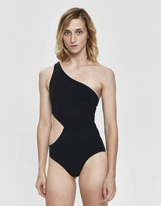 Araks Elmar One Piece Swimsuit in Black