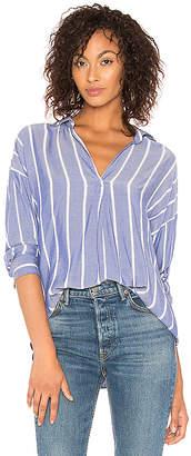 Rails Rosanna V Neck Shirt