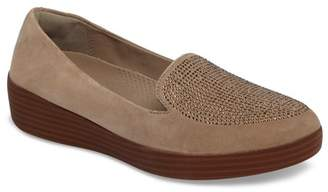 FitFlop Sparkly Sneakerloafer Slip-On