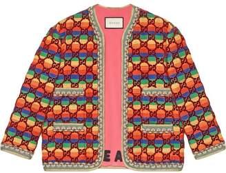 aa6a75fb6 Gucci Velvet Jacket - ShopStyle UK