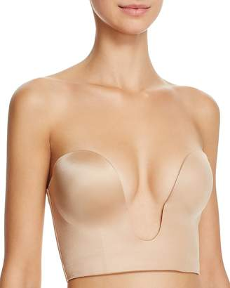 Fine Lines Plunge 4-Way Convertible Shortline Bra $54 thestylecure.com