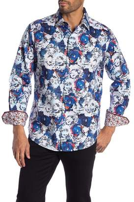 Robert Graham Cave Creek Long Sleeve Woven Shirt