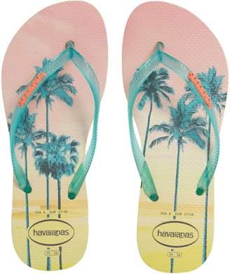 1a2116938d7f Havaianas Yellow Women s Sandals - ShopStyle