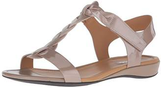 Ecco Footwear Womens Bouillon Knot II Wedge Sandal