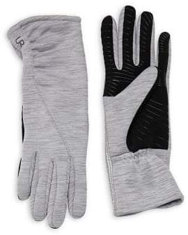 URBAN RESEARCH Powered Reflective Ruched Active Gloves