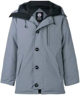 Canada Goose hooded duffle coat
