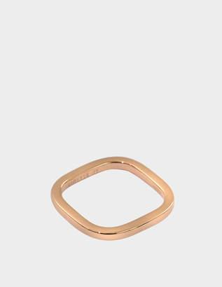 ginette_ny Gold TV 18-karat rose gold ring