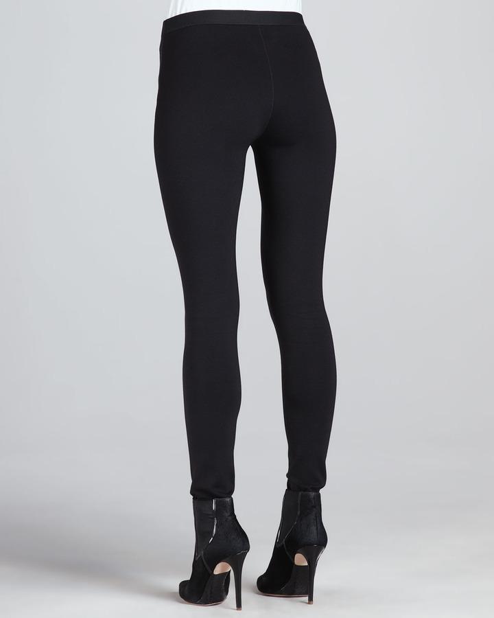 Elie Tahari Janet Skinny Pants, Black