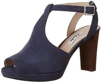 Clarks Kendra Charm, Women's Ankle Strap Pumps,(39 EU)