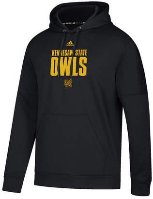 adidas Men's Kennesaw State Owls Team Issue Fleece Hoodie