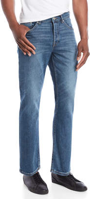 Cheap Monday In Law Mid-Rise Tapered Cropped Jeans