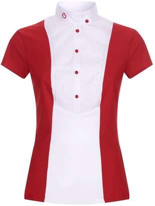 Cavalleria Toscana Pleated Panel Shirt