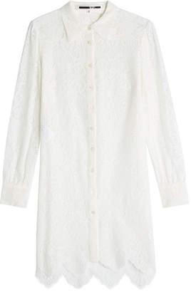 McQ Lace Shirt Dress