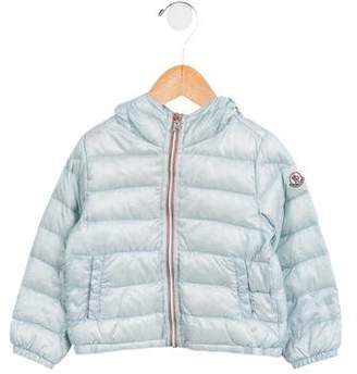 Moncler Boys' Dominic Puffer Coat