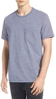 Treasure & Bond Yarn Dyed Stripe T-Shirt