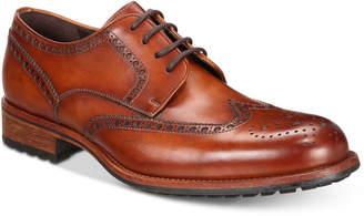 Massimo Emporio Men's Cap-Toe Brogue Oxfords, Created for Macy's Men's Shoes