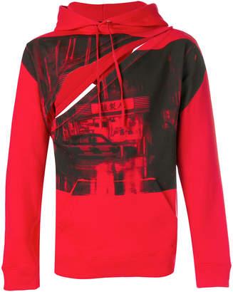 Raf Simons front printed sweatshirt