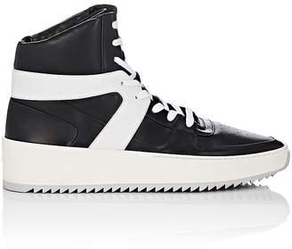 Fear Of God Men's Appliquéd Leather Sneakers